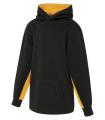 ATC TM GAME DAY TM FLEECE COLOUR BLOCK HOODED YOUTH SWEATSHIRT