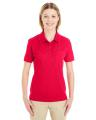 CORE365TM Ladies' Origin Performance Piqué Polo with Pocket