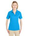 CORE365TM Ladies' Pilot Textured Ottoman Polo