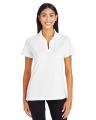 Devon & Jones® Ladies' CrownLux Performance™ Plaited Polo