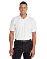 Devon & Jones® Men's CrownLux Performance™ Plaited Polo