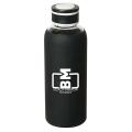 QUEENSWAY 520 ML. (17.5 OZ.) BOROSILICATE GLASS BOTTLE